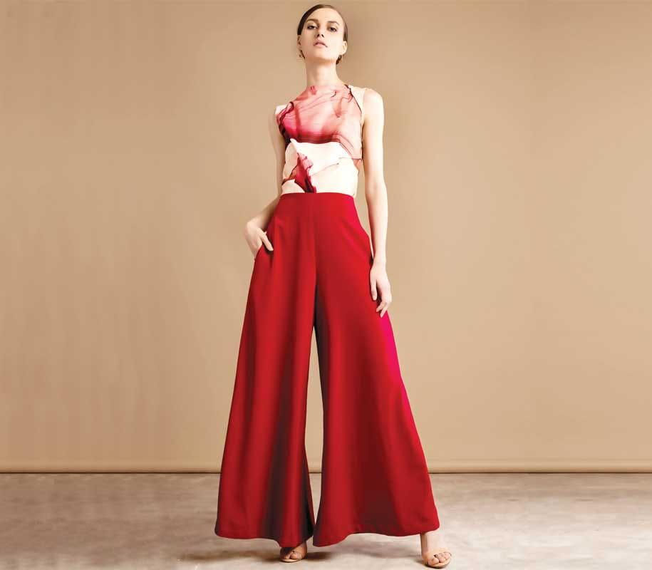 ट्रेंडी लुक के लिए पहनें पलाज़ो (Wear To Look Trendy Palazzo)