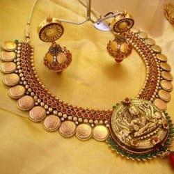 Ancient Sculpture Jewellery