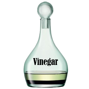 bottle vinegar