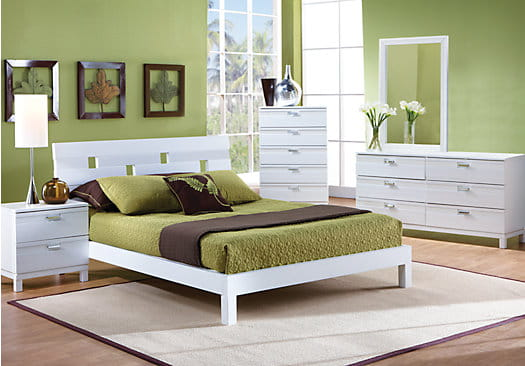 br_rm_gardenia_white_nostack-Gardenia-White-5-Pc-Queen-Platform-Bedroom