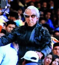 akshay kumar as a crow man
