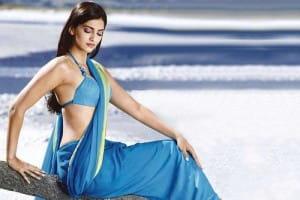 Sonam Kapoor Bikini Blouse