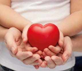 stock-photo-people-charity-family-and-advertisement-concept-close-up-of-woman-and-girl-holding-red-heart-260177180
