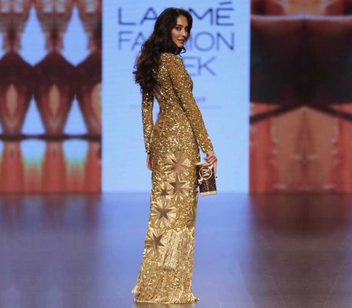 Lakme Fashion Week Ramp Walk
