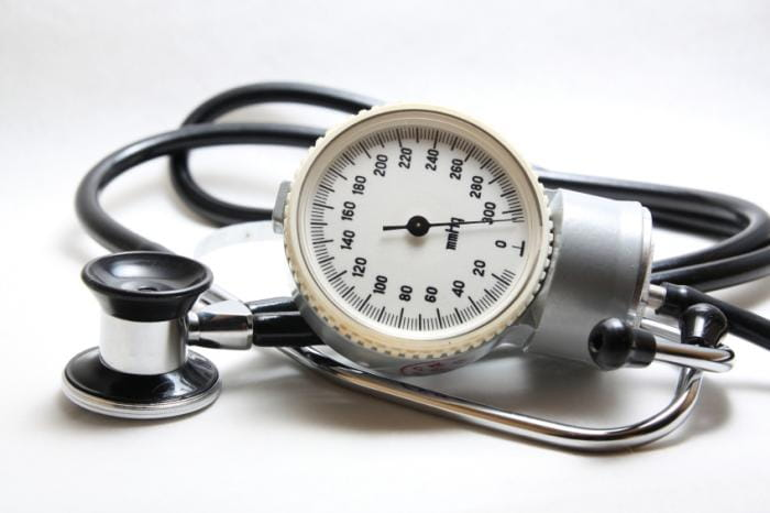 blood-pressure-meter-and-stethoscope