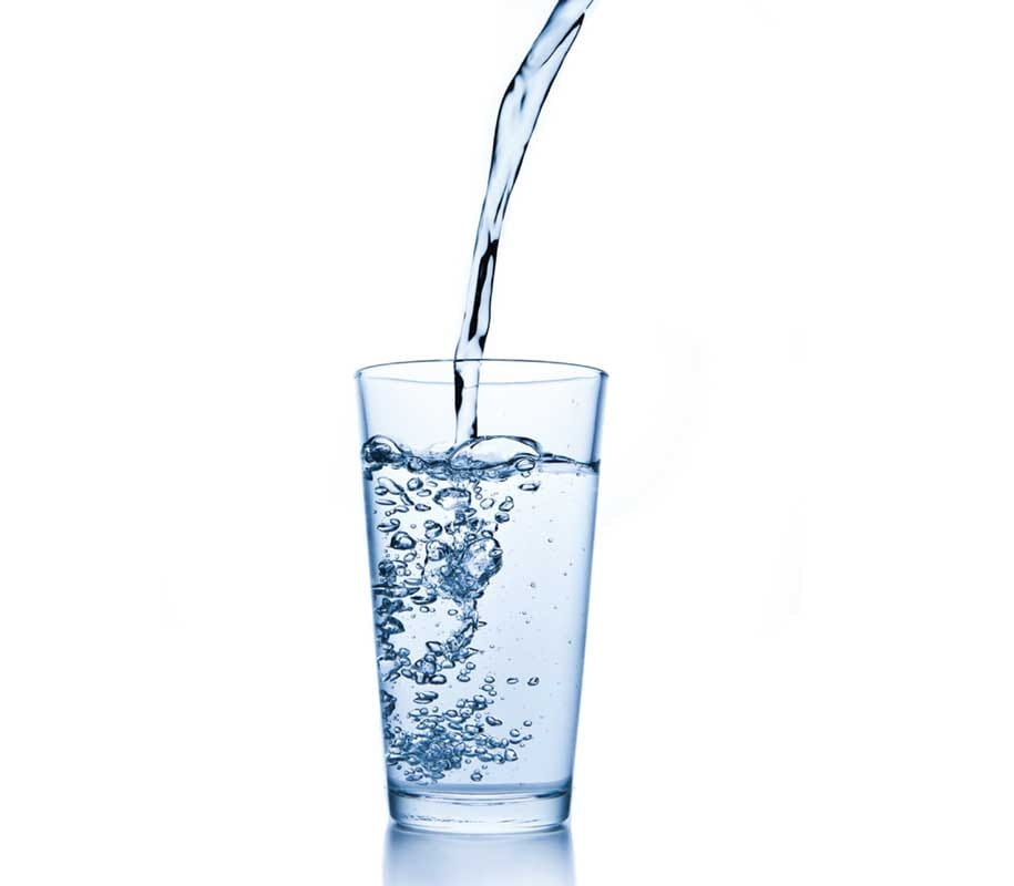 water requirement for your body