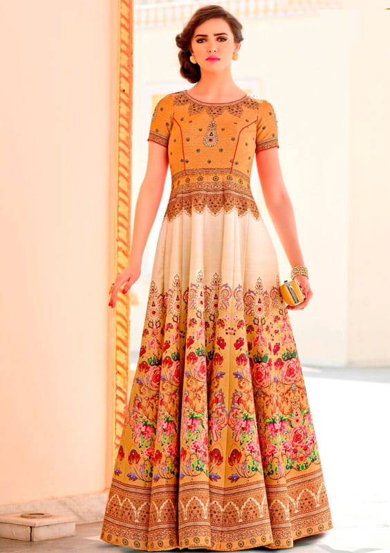 How to choose perfect Anarkali Dress
