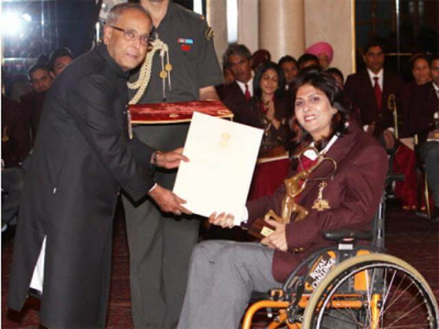 president-honors-deepa-malik-with-arjuna-award-2012