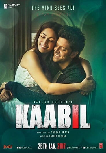 Kaabil Trailer