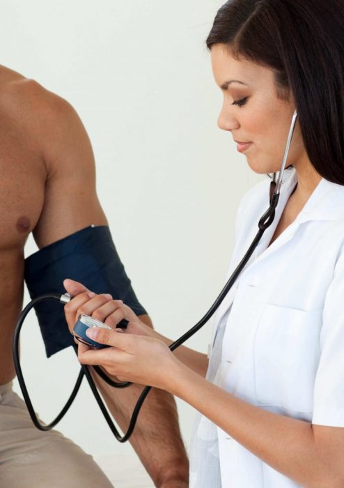 Risk factors of Low Blood Pressure