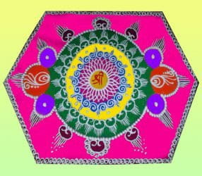rangoli latest 1