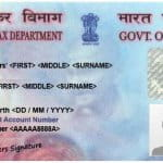 पैन कार्ड, pan card, india, income tax