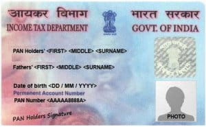 पैन कार्ड, pan card, india, income tax