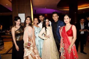 Kishwer Suyash Reception