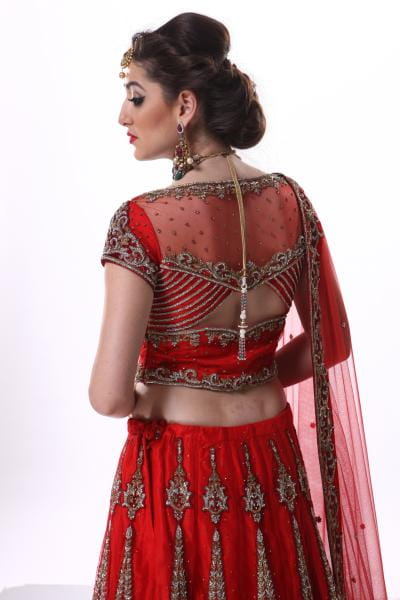Bridal Blouse Designs
