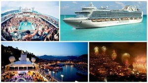 Cruise Party Destinations