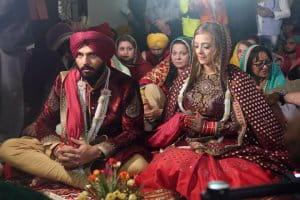 Yuvraj Wedding