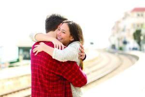 Health Benefits of Hug