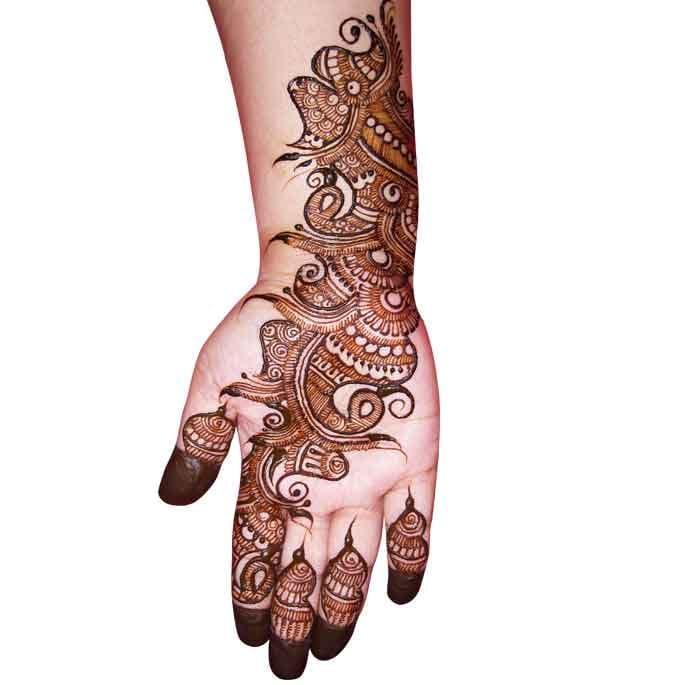 Image result for arabic mehandi