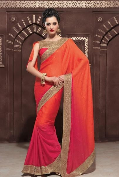 How To Choose A Perfect Saree