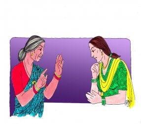 Sauteli Maa, हिंदी कहानी, hindi Short Story