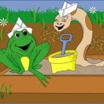 Panchtantra Story- Frog & Snake
