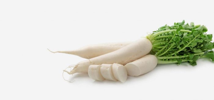 Health Benefits of Radish