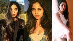 Bollywood Star Daughters
