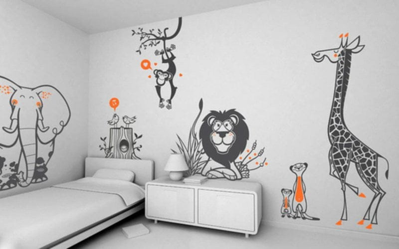 Decor Ideas for kids room