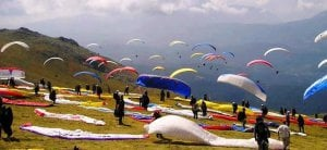 Paragliding Destinations in India