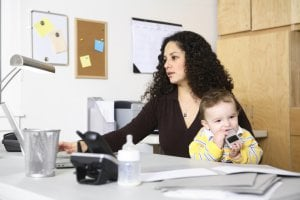 Working Mother Health Tips
