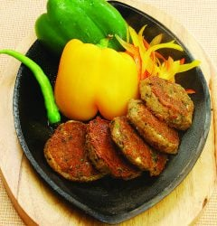 Soya Shami Kebab Recipe in Hindi