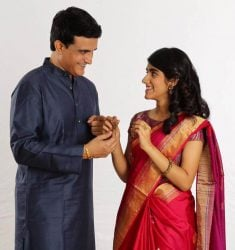 Sourav Ganguly Daughter