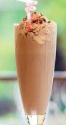 choclate milkshake