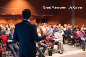 Career In Event Management