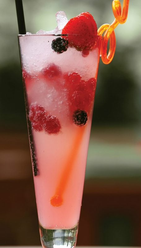 rose merry punch