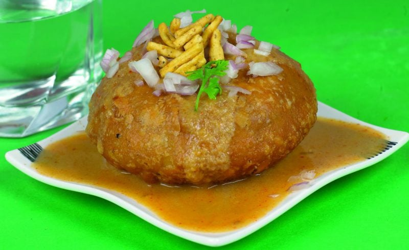 Ajmeri Curry Kachori