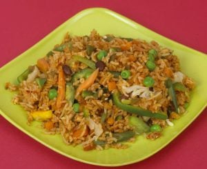 Burmees Rice