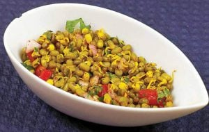 Masala-Sprouts