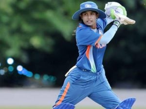 मिताली राज का वुमन क्रिकेट