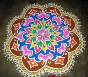 Ganesh Chaturthi Special: Rangoli