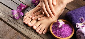 Remove Foot Odor