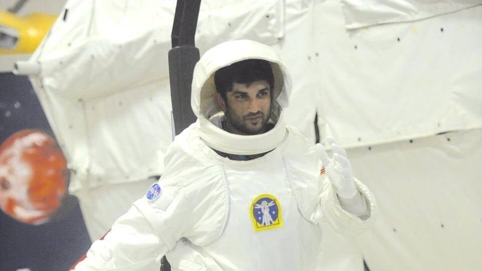 Sushant Singh Rajput to Play Astronaut