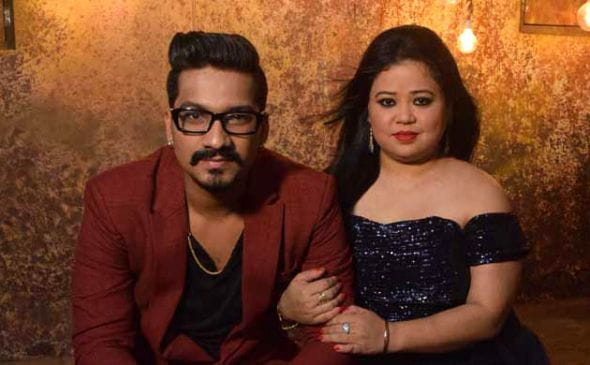 Bharti Singh Haarsh Limbachiya pre-wedding