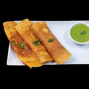 Healthy Breakfast: Paneer Cheela