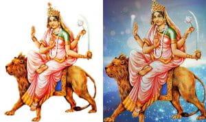 Navratri Devi Maa Katyayani