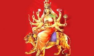Navratri Devi Kushmanda worship