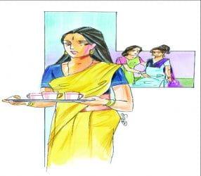 कहानी, तीसरा पड़ाव, Short Story, Teesra Padav