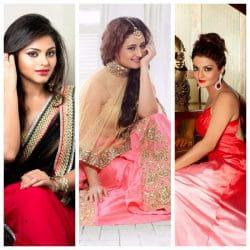 Indian TV Actors Celebrate Navratri