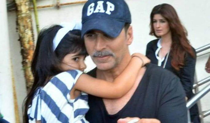 Akshay Kumar Daughter Nitara kumar birthday